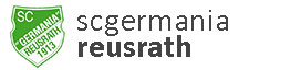 SC Germania Reusrath 1913 e.V. Logo