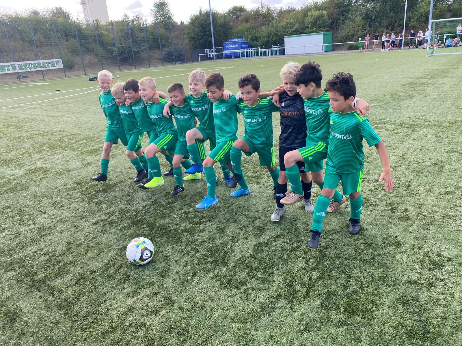 Jugend Mannschaft Fussball